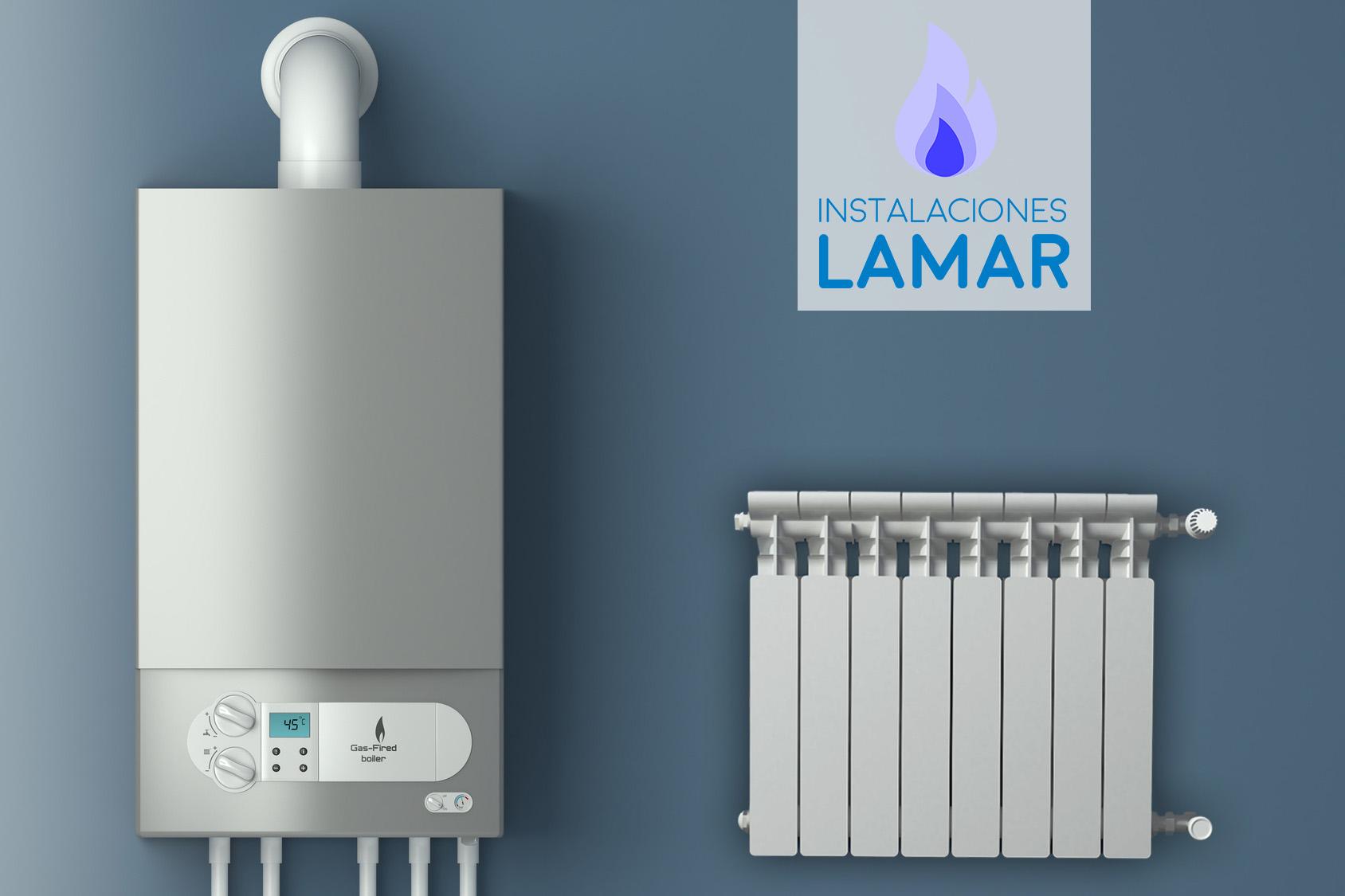 Instalaciones Lamar, nos dedicamos a montar Calderas en la Comunidad de Madrid